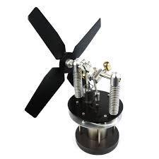 smart fan mini stove fan warpfive steelhead stove fan shop