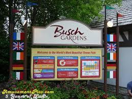 Busch Gardens Map Busch Gardens Williamsburg Landscaping U0026 Atmosphere