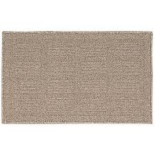 Bed Bath And Beyond Kitchen Rugs Nourison Grid Kitchen Rug Bed Bath U0026 Beyond