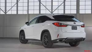lexus rx 350 tire price 2016 lexus rx 350 f sport design and driving youtube