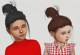 sims 4 kids hair spring4sims leahlillith clique hair kids and toddlers for the sims 4