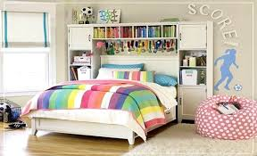 colorful floral pattern bedding sheet cushion teenage bedroom
