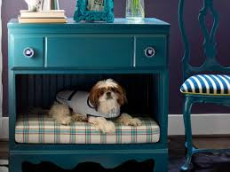 how to turn a dresser into a pet bed and nightstand how tos diy