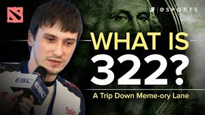 What Is S Meme - a trip down meme ory lane what is 322 thescore esports