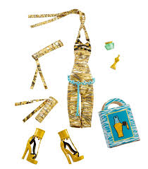 amazon com monster high cleo fashion pack toys u0026 games