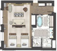 St Regis Residences Floor Plan Grand Deluxe Room The St Regis Astana
