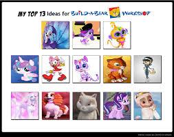 Build A Bear Meme - my top 13 ideas for build a bear workshop by unicornsmile on deviantart