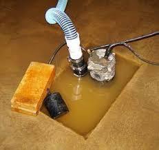 Basement Water Pump by Sump Pump Sump Pump Installation Services