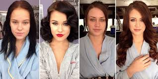 how much is a makeup artist make up artist posts shocking before and after photos of the