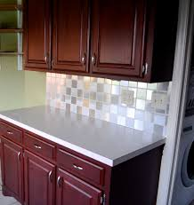 contact paper u0027tiled u0027 backsplash my goal is simple
