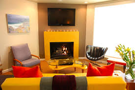 Colorful Chairs For Living Room Design Ideas Living Room Living Room Design Ideas Bright Colorful Fireplace