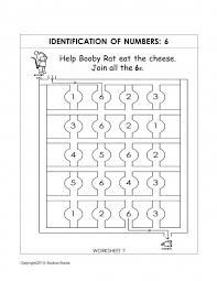 number recognition worksheets u0026 activities hubpages