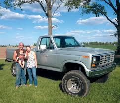 Ford F250 Utility Truck - mark stephenson u0027s 1984 ford f250 lmc truck life