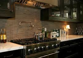 great kitchen details contrast with cabinets and counters see