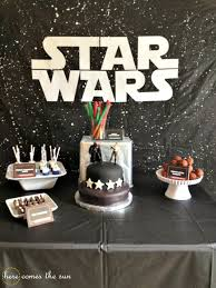 Photo Backdrops For Parties More Than 40 Of The Coolest Star Wars Birthday Party Ideas