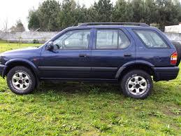 carros opel frontera diesel auto sapo