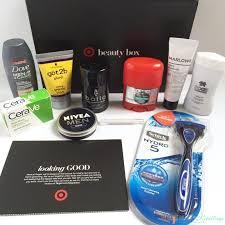 target june 2016 men 39 s beauty box review looking good target return policy cosmetics 2016