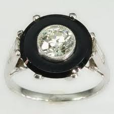 83 best antique engagement rings images on pinterest antique