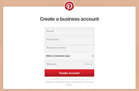 Setting Up A Business Email by Pinterest For Business How To Get Started U0026 Be Successful