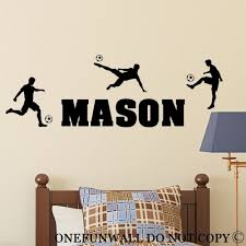 compare prices on personalized soccer wall decal online shopping