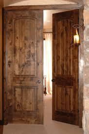 Knotty Pine Interior Doors Stain Grade Doors Interior Doors And Closets