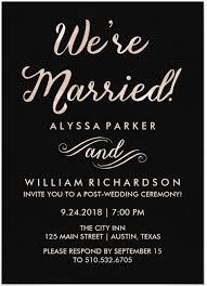 wedding reception quotes wordings post wedding reception invitations wording with post