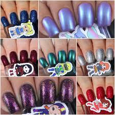olivia jade nails grace full nail polish super polish girls