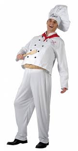 Chef Costume Carnival Costumes Fat Chef Fancy Dress