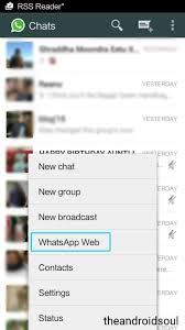 samsung browser apk whatsapp apk with whatsapp web option in settings the