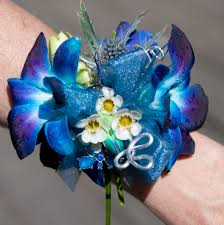 blue corsages for prom bloomszoom all things flowers and plants