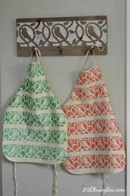 tree branch coat rack or apron rack hometalk