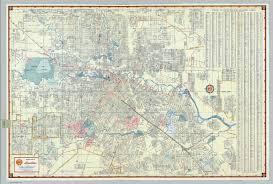Atlanta Street Map Houston Map Maps Houston Texas Usa