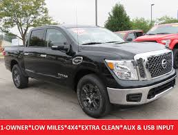 gray nissan truck used nissan titan at auto express lafayette in