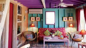 tropical colors for home interior tropical colors coastal living