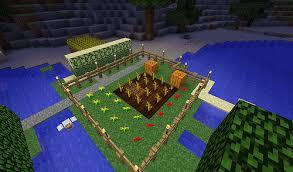 Minecraft Garden Ideas My Minecraft Garden A Gardener S Notebook