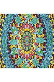 Grateful Dead Curtains Dead Terrapin Dance Tapestry 60x90