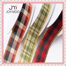 plaid ribbon black plaid ribbon source quality black plaid ribbon from global