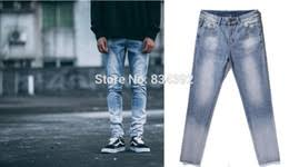 Skinny White Jeans Mens Discount Mens Patched Skinny Jeans 2017 Mens Patched Skinny