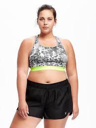 where to shop plus size active wear fat flow