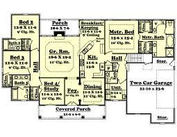 new american floor plans stunning design 14 ranch house plans 2500 eplans new american plan