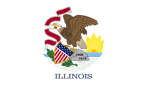 Map Of Illinois Cities And Towns Illinois County Histories