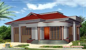 Single Floor House Designs Kerala by Beautiful Single Story Home Design Kerala Architecture Plans