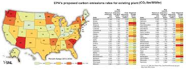 Navajo Reservation Map Map The Clean Power Plan U2013 Clayton Page Aldern