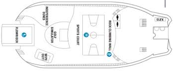 freedom of the seas floor plan royal caribbean independence of the seas thomas cook