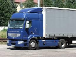 renault trucks premium renault premium 450 dxi 4x2 euro5 semi trailer truck