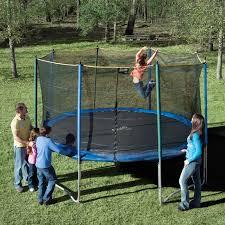 Best Backyard Trampoline by Top 10 Best Trampolines Ebay