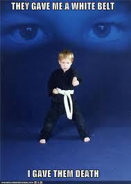 Meme Karate Kyle - badass karate kid oc