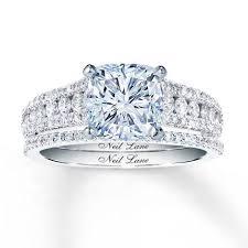 Jared Cushion Cut Engagement Rings Best 20 Jareds Jewelers Ideas On Pinterest Neil Lane Bridal Set