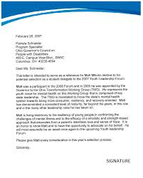 ideas of good recommendation letter for medical sample with