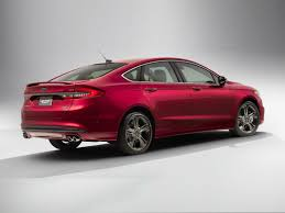 Ford Fusion Vs Honda Accord Reliability New 2017 Ford Fusion Price Photos Reviews Safety Ratings